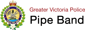 Greater Victoria Police Pipe Band | GVPPB | Canada
